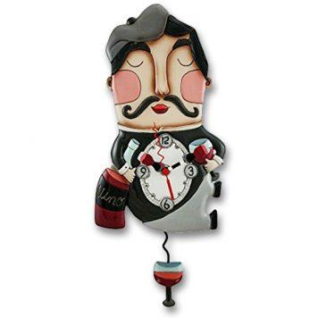 winemaster pendulum clock